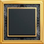 ABB-Династия_черный_золото_орнамент